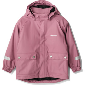 Tretorn Wings Winter Rainjacket Barn Blueberry Milk